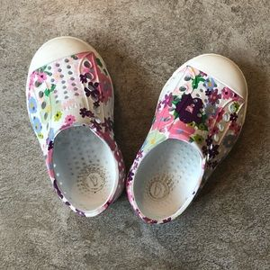 Toddler Native shoes